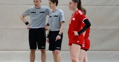 Anmeldung für Schiedsrichterlehrgang 2021