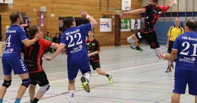 4. Spieltag – 1. Herren gewinnen 2. Spiel in Folge