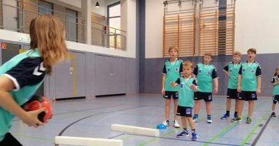 Handballcamp 2020 beim MHV